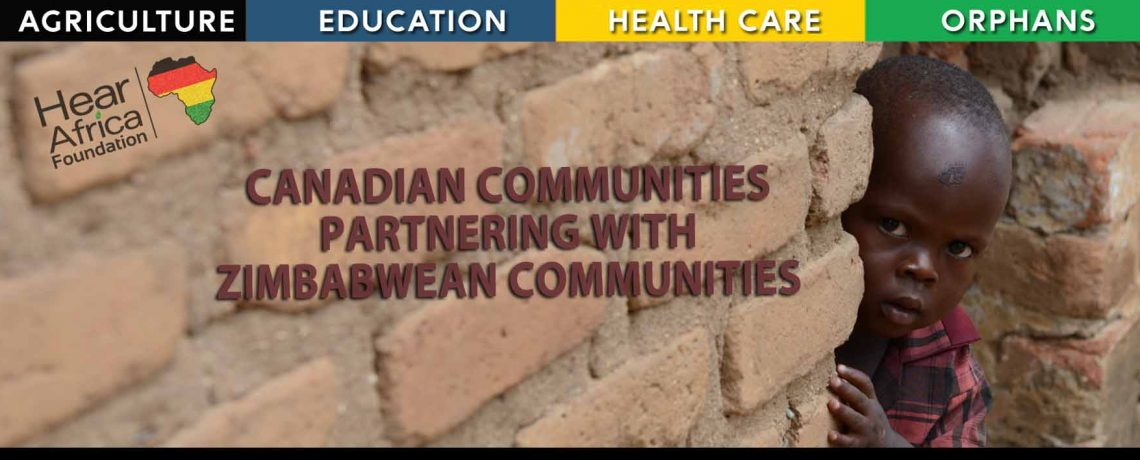 Canadian Communities partnering with Zimbabwean Communities